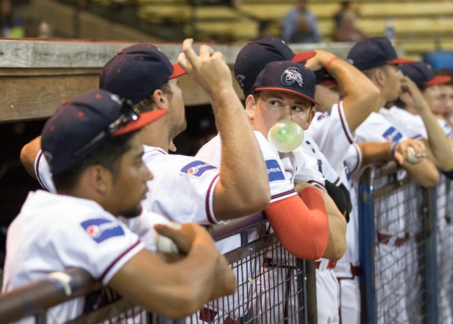 Andrew Czech and six other Chillicothe Paints were named as Prospect League all-stars.