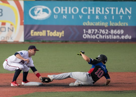 The Chillicothe Paints defeated Champion City 6-4 Tuesday night at the VA Memorial Stadium.