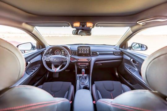 2019 Hyundai Veloster turbo