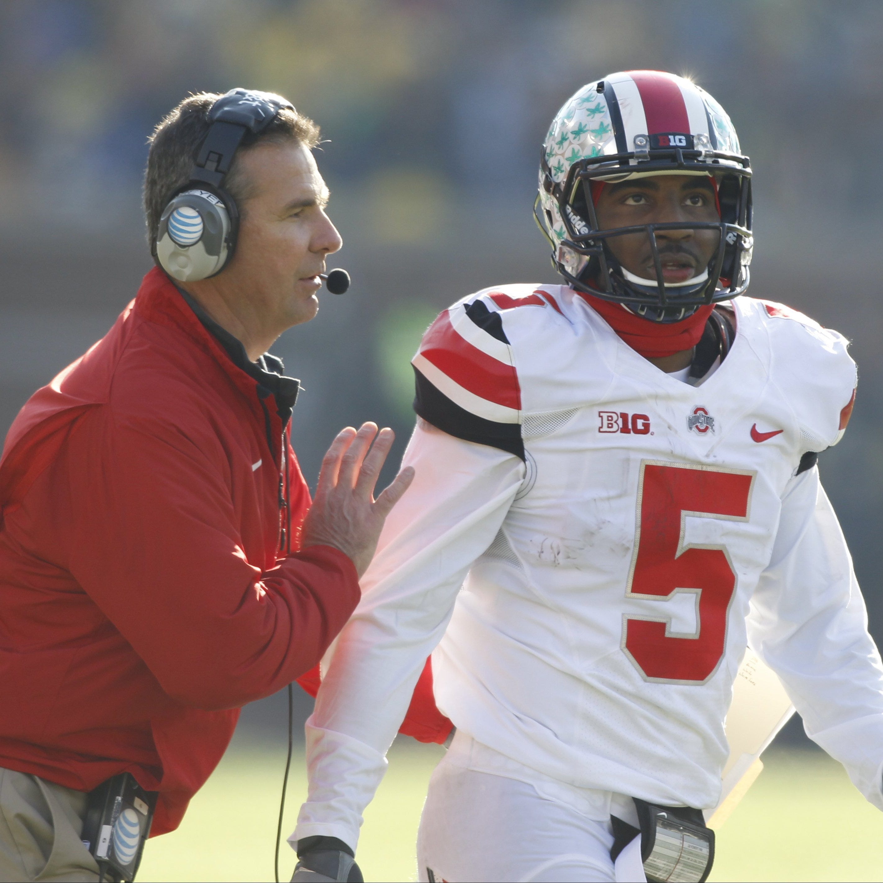 Urban Meyer's reporting obligations more defined than most in BIG Ten