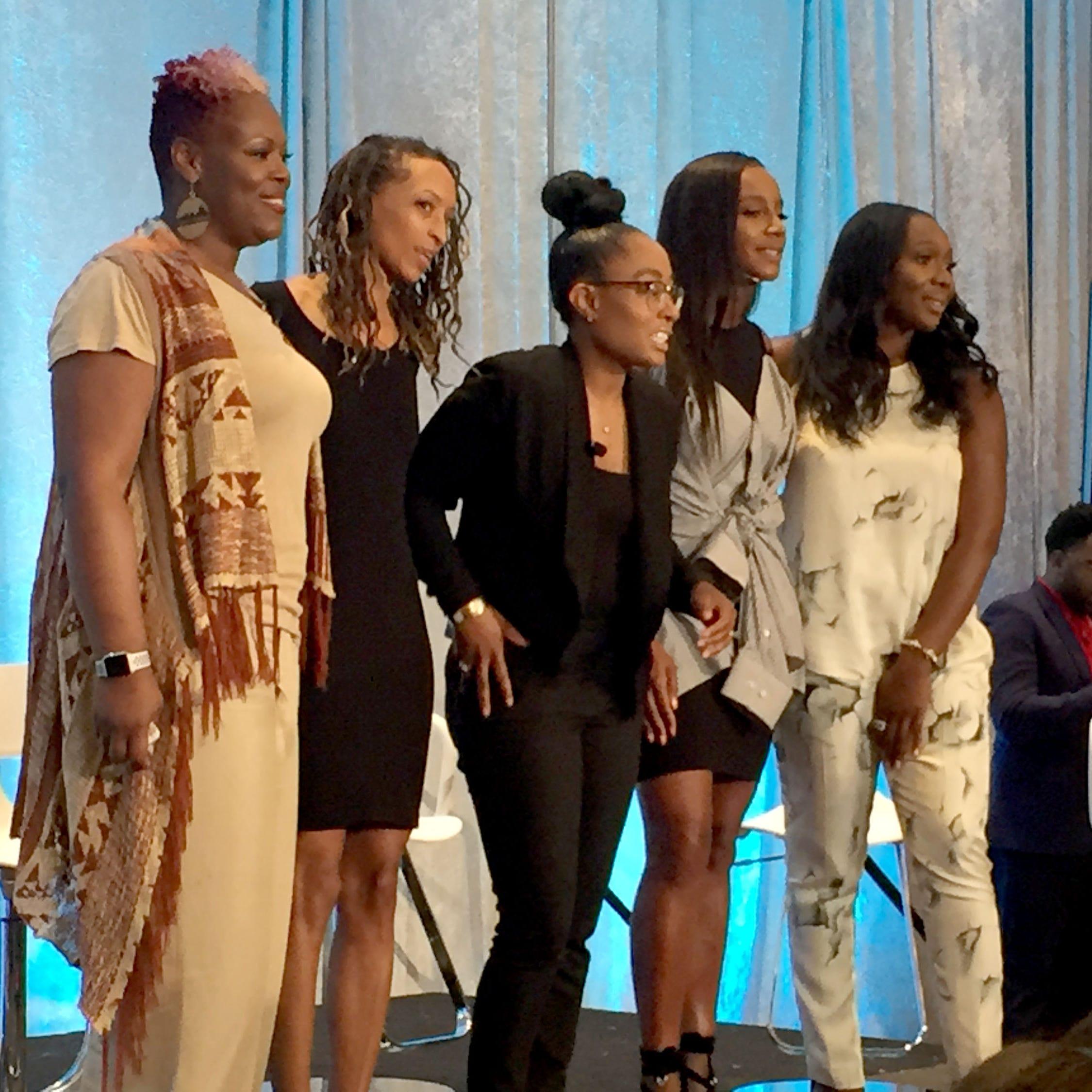 Black female entrepreneurs in Detroit ask for respect