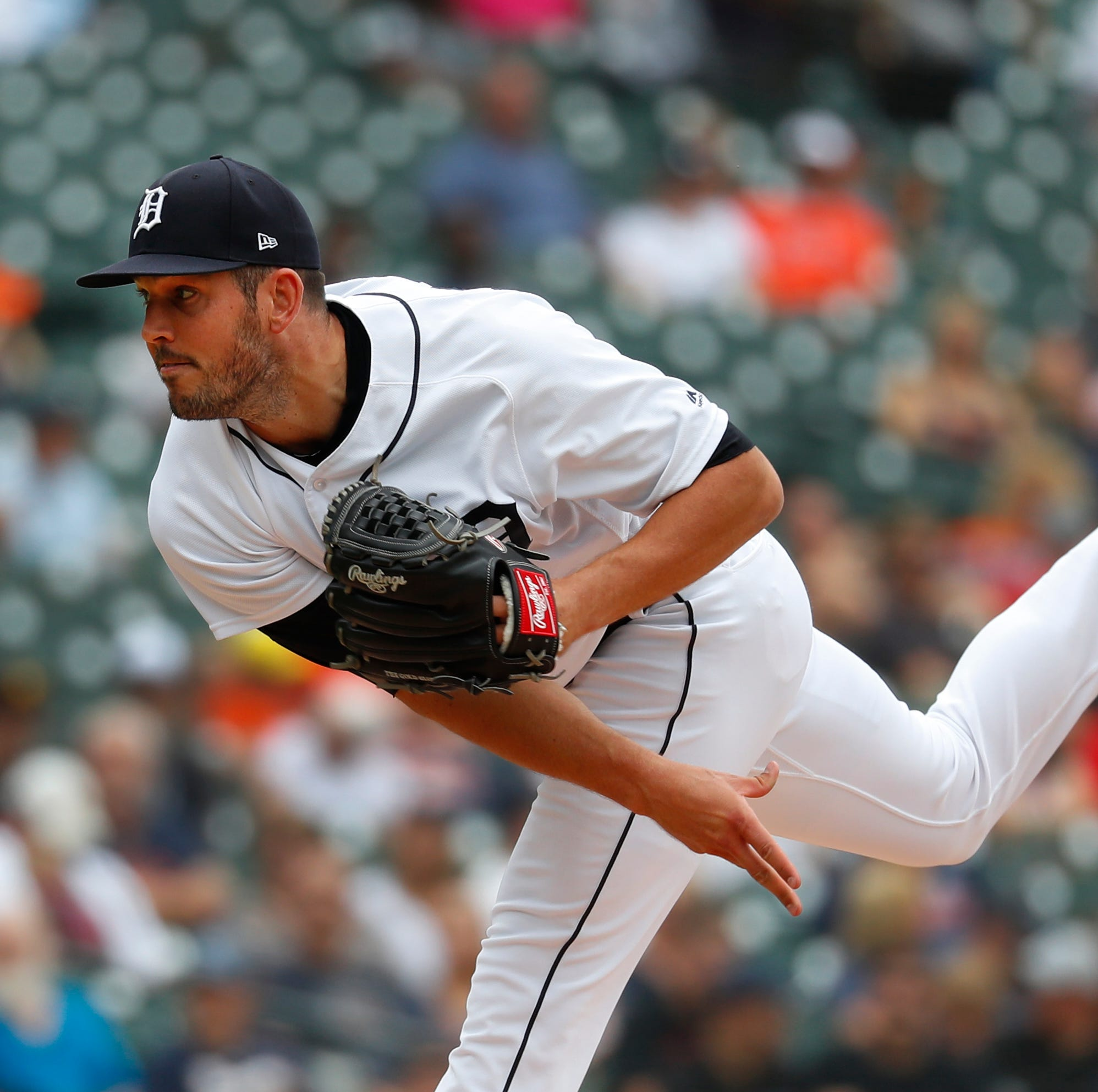 A man in control: Tigers' Drew VerHagen finally finds key to unlock vast potential