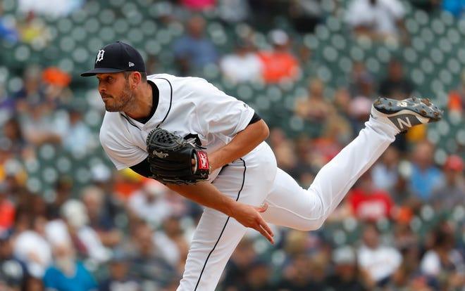 Tigers reliever Drew VerHagen has turned his career around.