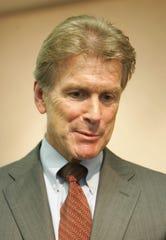 Jack Roberts, MHSAA executive director