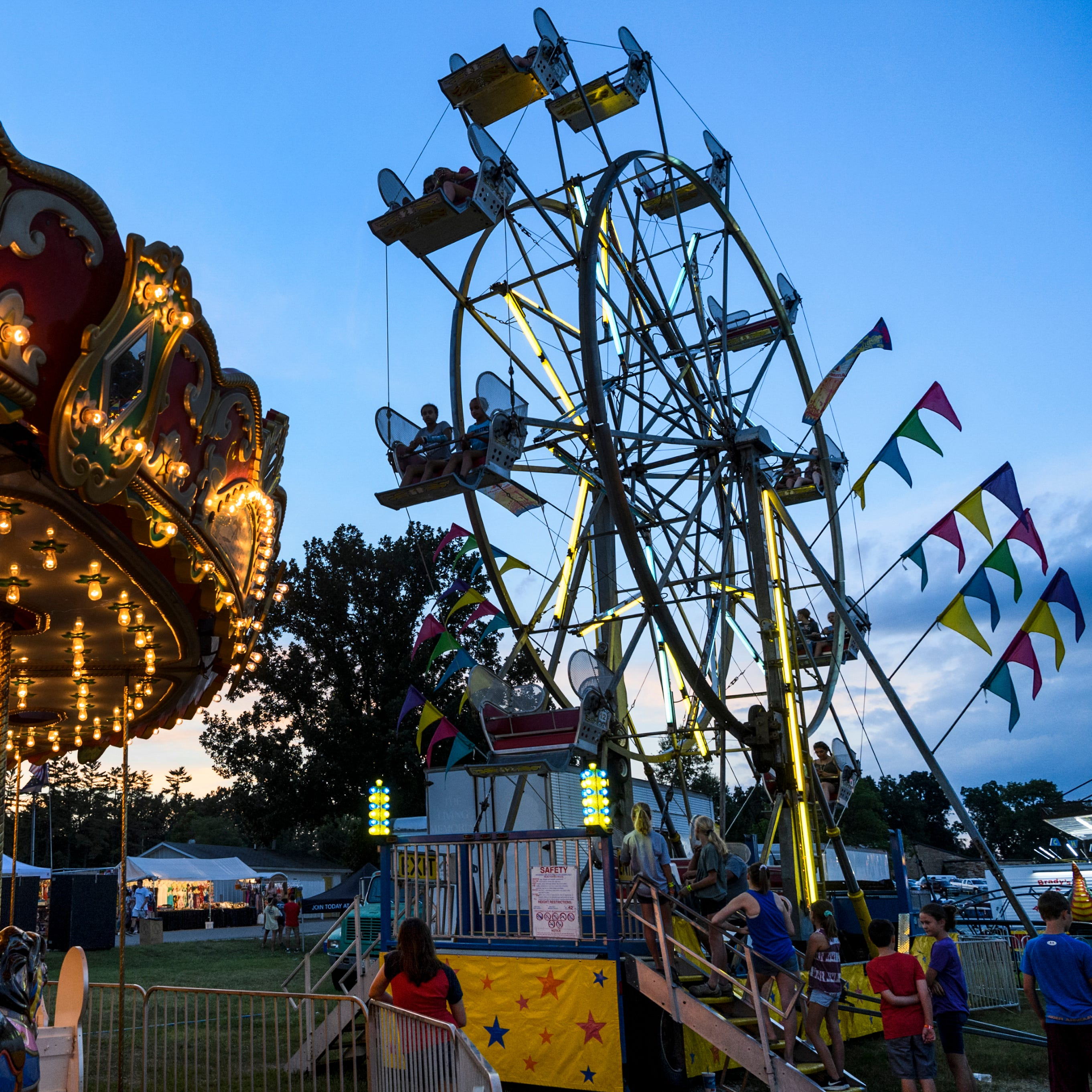 Courier & Press photographer shares a slice of Tri-State county fair season