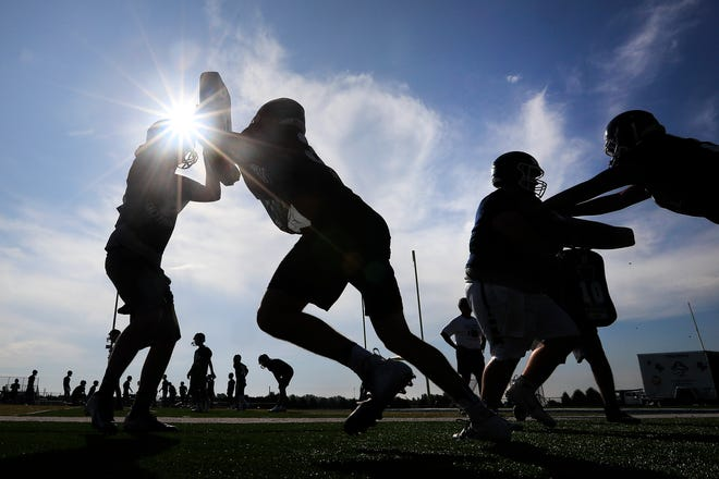 Schools must decide by Sept. 1 if they want to participate in the traditional fall football season. An alternative plan to play in spring is being offered by the WIAA.