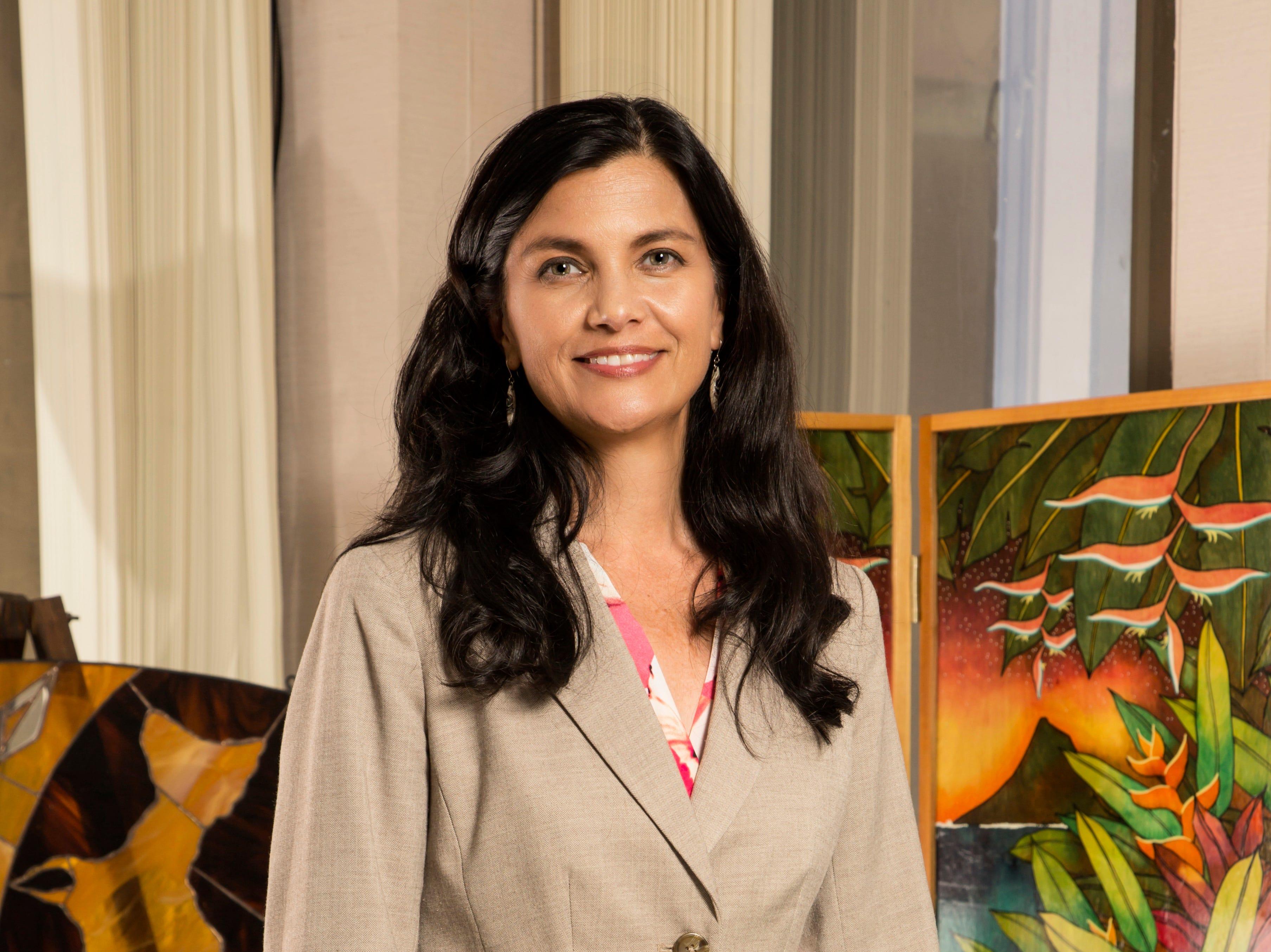Vice Speaker Therese Terlaje (D)