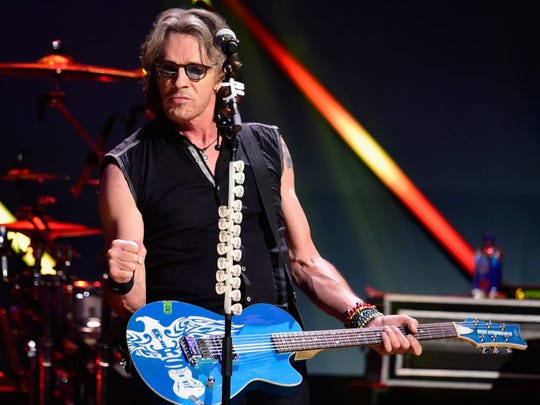 Rick Springfield will perform Aug. 3 at the Indiana State Fair.