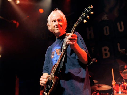Robby Krieger will perform Aug. 18 at the Indiana State Fair.