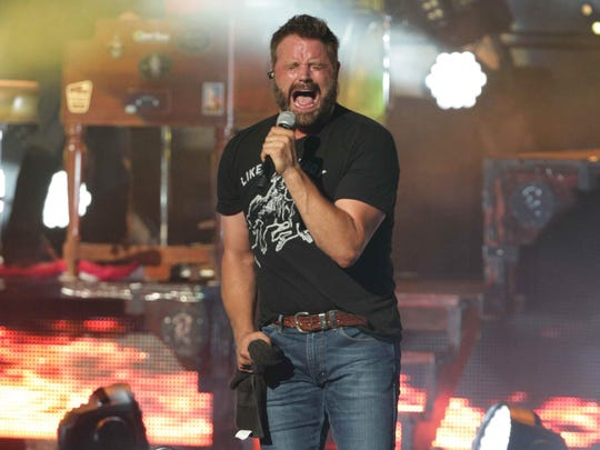 Randy Houser will perform Aug. 8 at the Indiana State Fair.