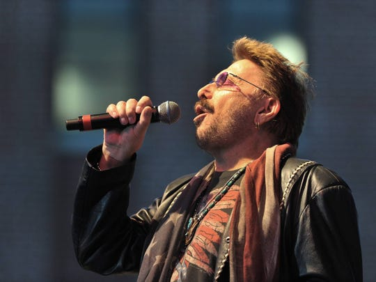 Chuck Negron will perform Aug. 13 at the Indiana State Fair.
