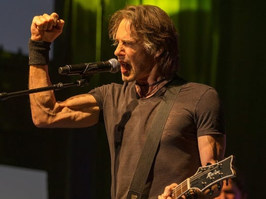 Rick Springfield plays PNC Pavilion Friday evening.