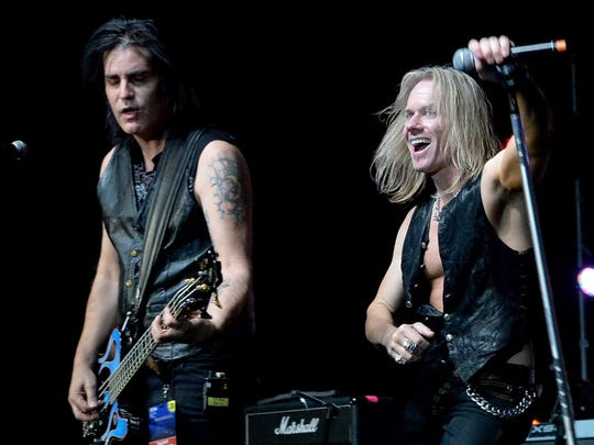 Warrant will perform Aug. 11 at the Indiana State Fair.