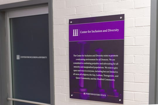 Northwestern State University opened its Center for Inclusion and Diversity in 2016. Such centers can be found on many of Louisiana's college campuses.