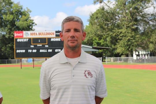 Iota coach Josh Andrus has a career record of 12-20.