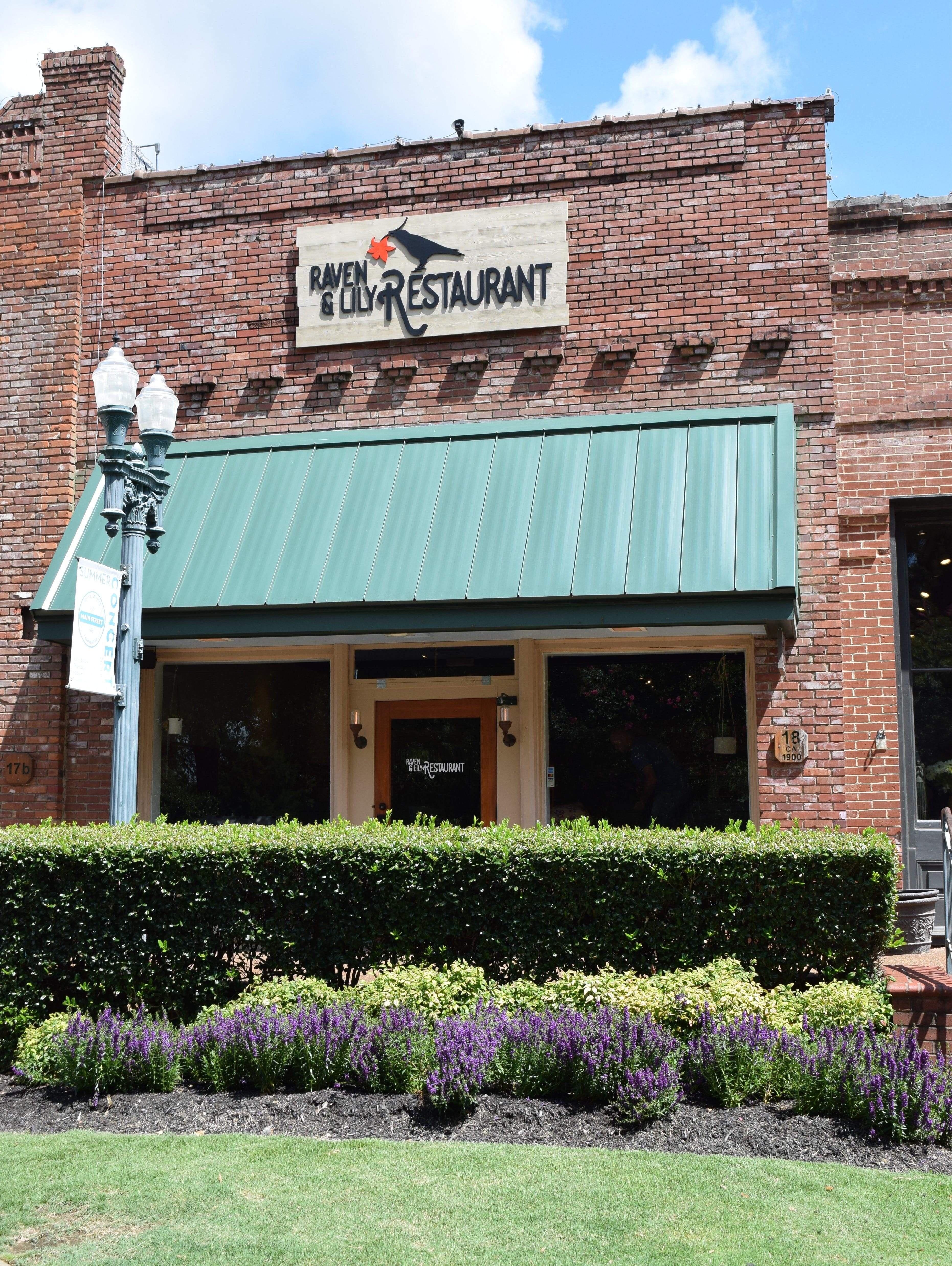 Raven & Lily restaurant opens in Collierville Historic Town Square | The Commercial Appeal