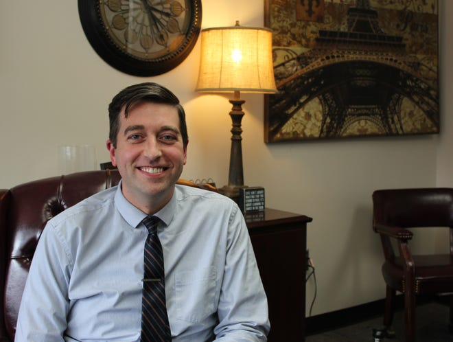 Josiah Holland will serve as principal of Williamson County's Alternative Learning Center.