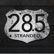 "The front album art for Carlsbad band Stranded's new album ""285."""