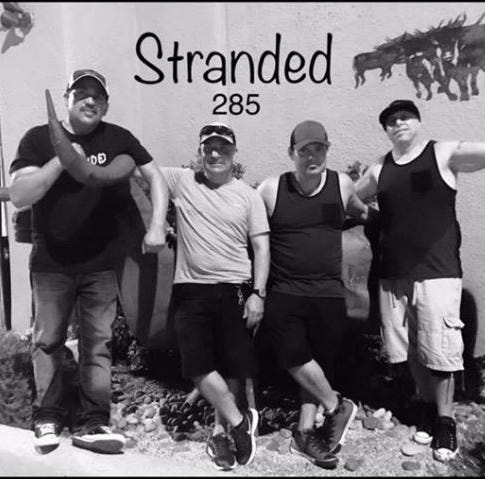 Carlsbad band Stranded looks to raise awareness of oilfield traffic in new album