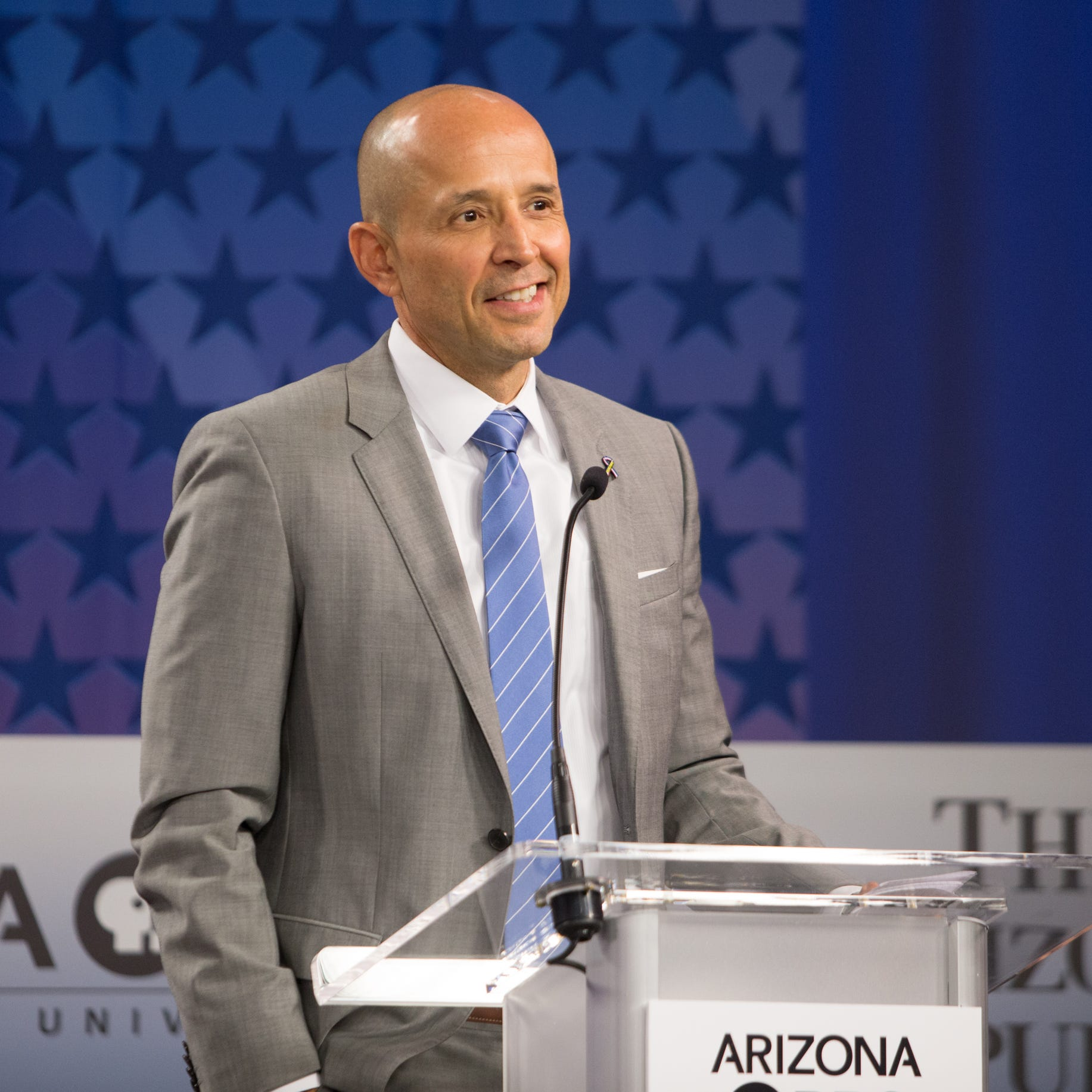 David Garcia's PR disasters continue with staffer's 'sh-thole country' comment