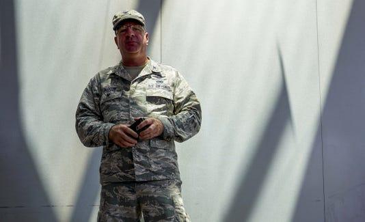 National Guard at the Port of Nogales