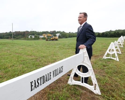 Eastdale Village Ground Breaking