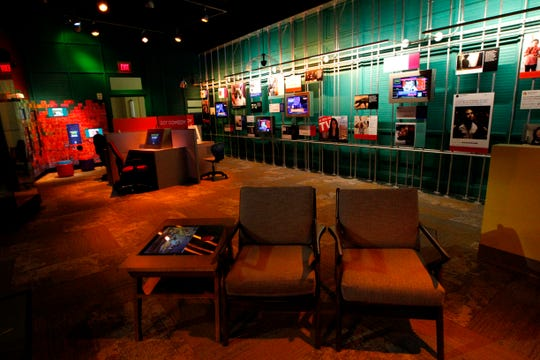 National Comedy Center boosts of  50 immersive and interactive exhibits.