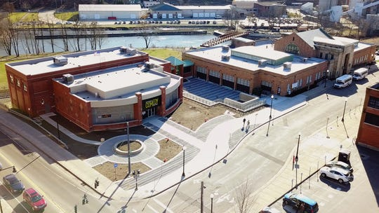 The National Comedy Center in Jamestown opened Aug. 1, 2018