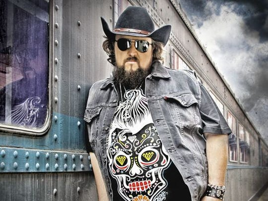 Country star Colt Ford.