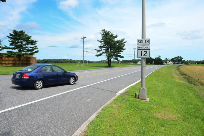 Rt. 12 north and south of Snow Hill is one of several areas where the Worcester Sheriff's Office will be placing its new speed detection device as well as having deputies enforcing traffic laws throughout the coming months.