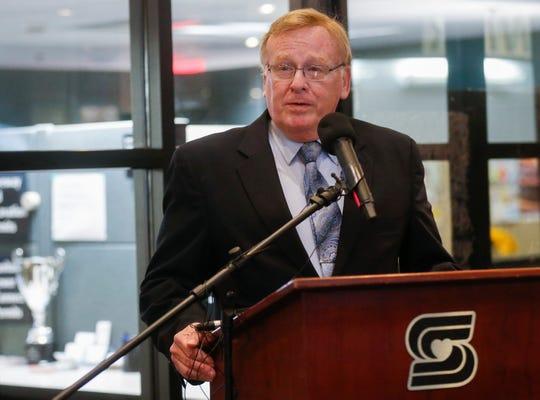 Springfield Mayor Ken McClure
