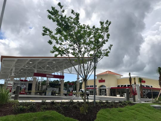 The Fort Pierce Wawa is expected to open in August.