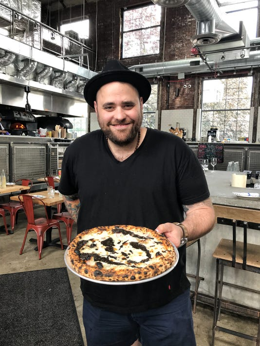 Food Network Star Contestant Christian Petroni Dishes On His Career