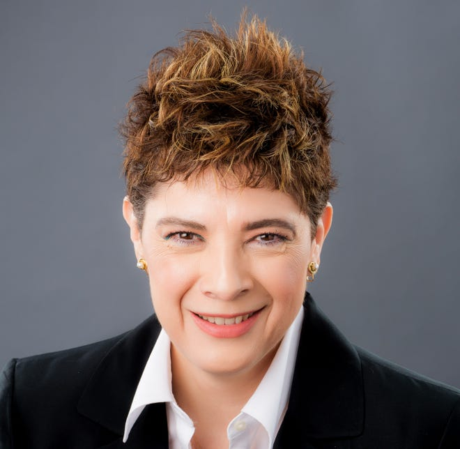 "Guillermina ""GG"" Gonzalez is a Democratic candidate for State Representative in District 22."