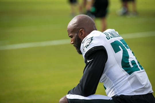 Eagles safety Malcolm Jenkins won't be returning to the Eagles in 2020.