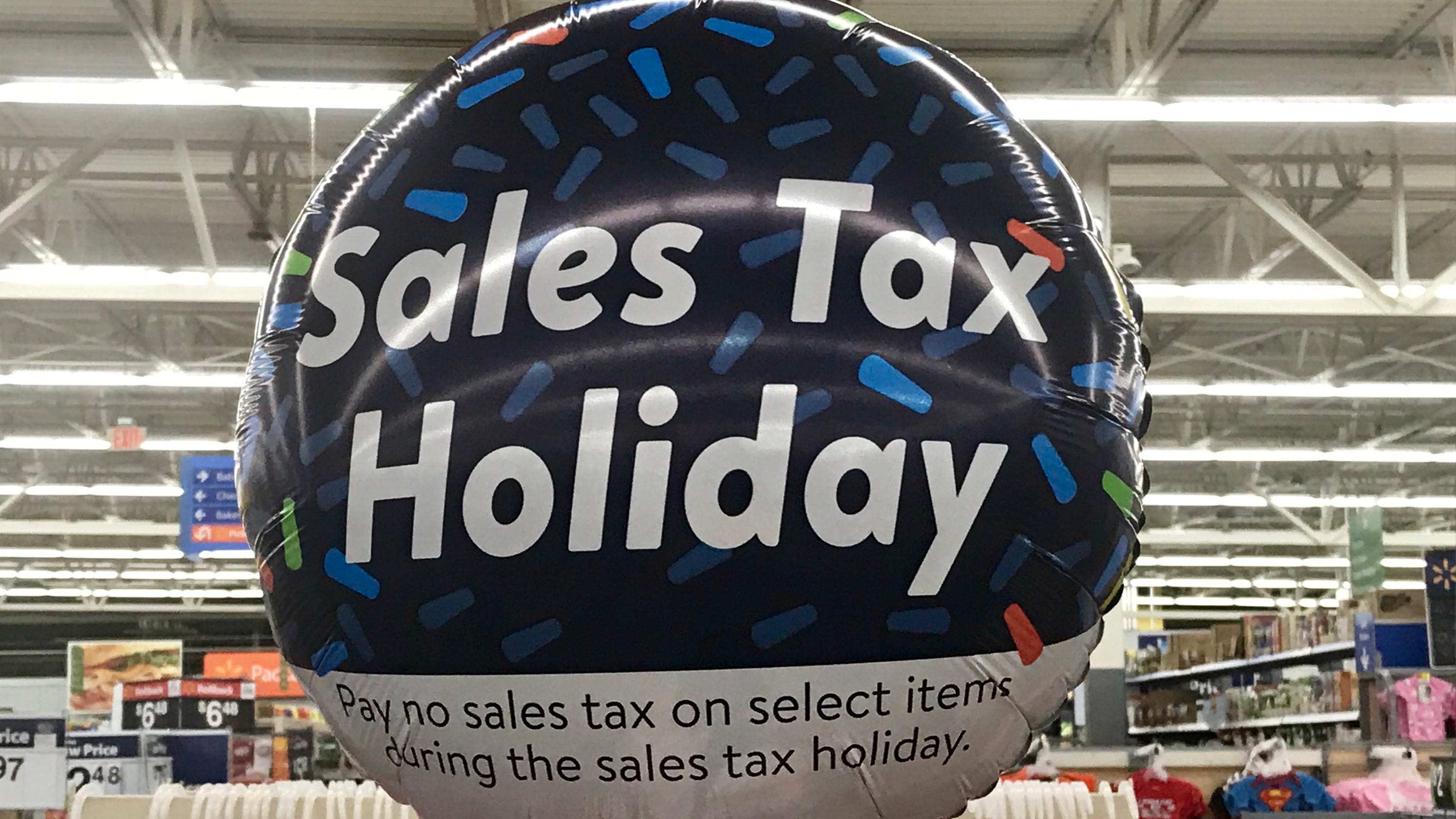 Sales tax holidays 2019: States with back-to-school tax-free
