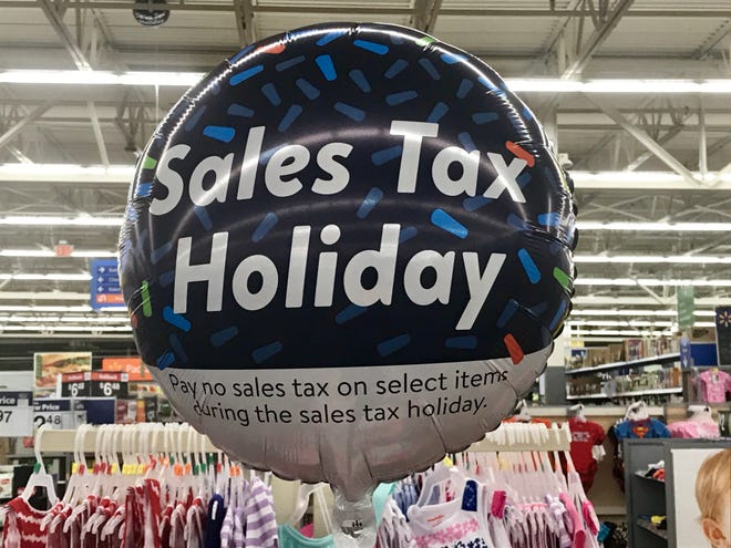The first weekend in August marks Arkansas' annual sales tax holiday, allowing Twin Lakes Area back-to-school shoppers the opportunity to purchase many items without having to pay sales tax. Missouri will follow with its own sales holiday the following weekend.