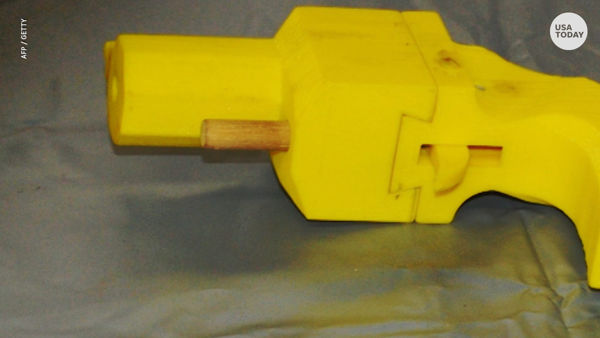 3D guns: How 3D printed gun parts are made, and how they're