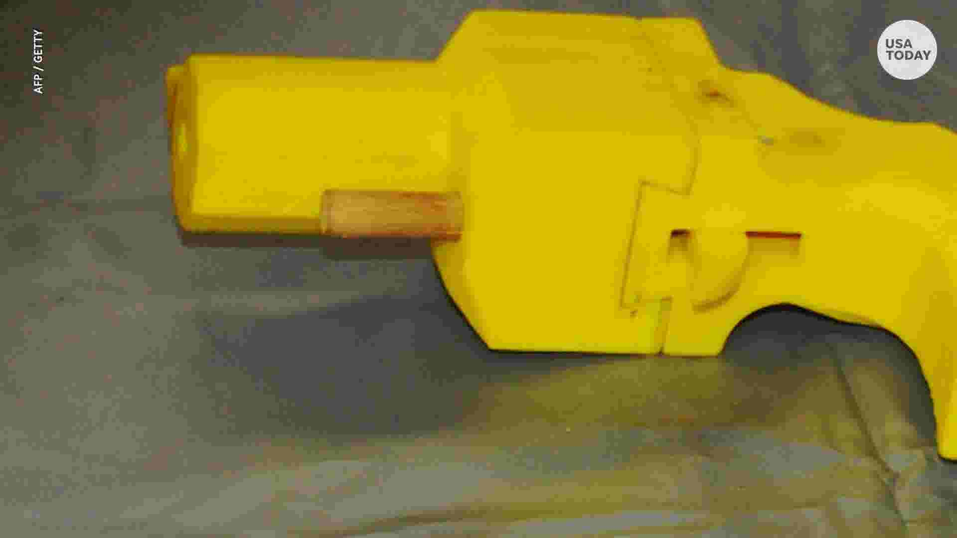 What are 3D-printable guns? Your questions answered
