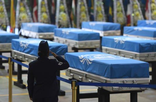 Ap Aptopix Us Korea War Remains I Kor