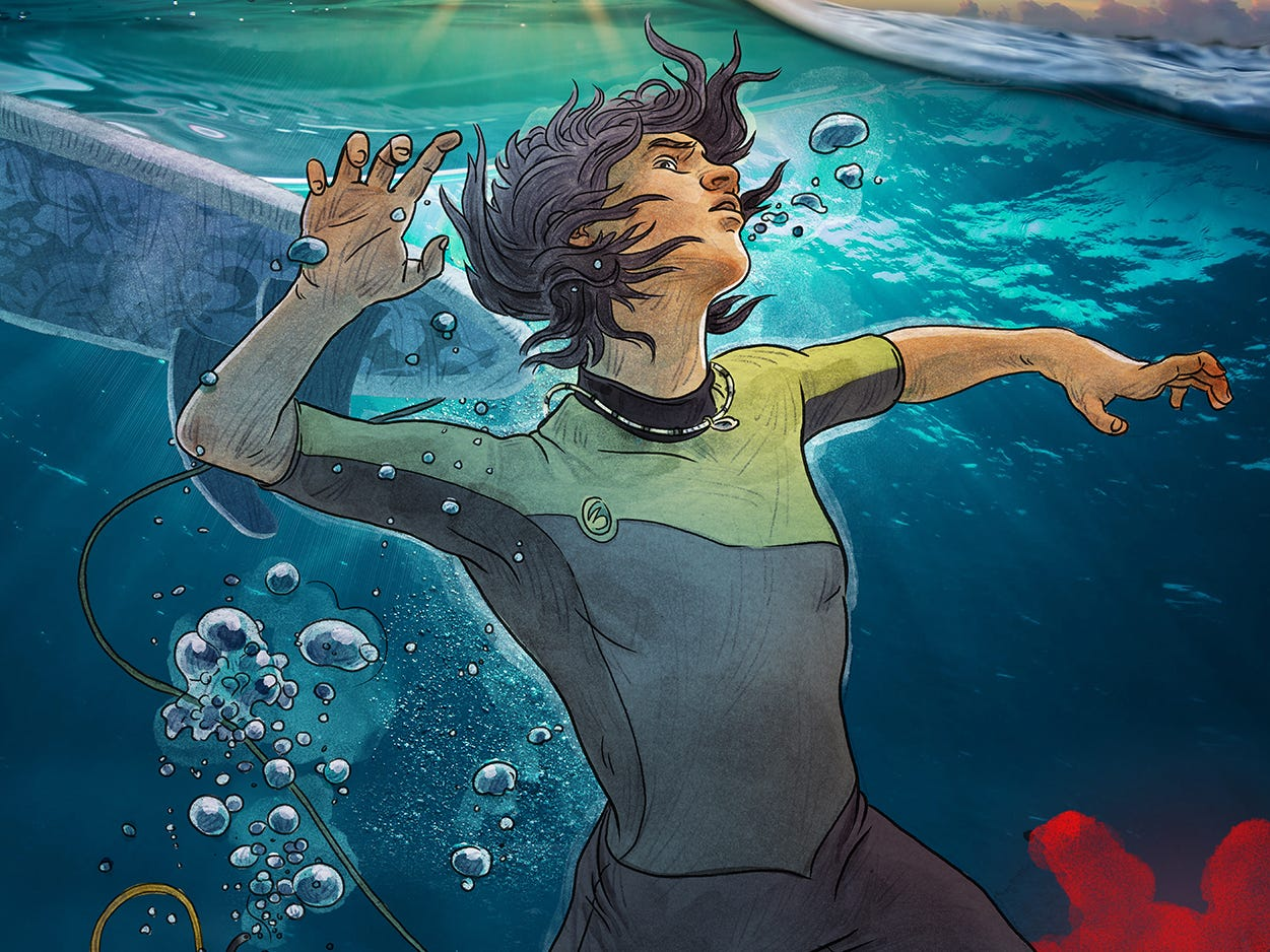 National Geographic explores fiction for first time with new kids book series