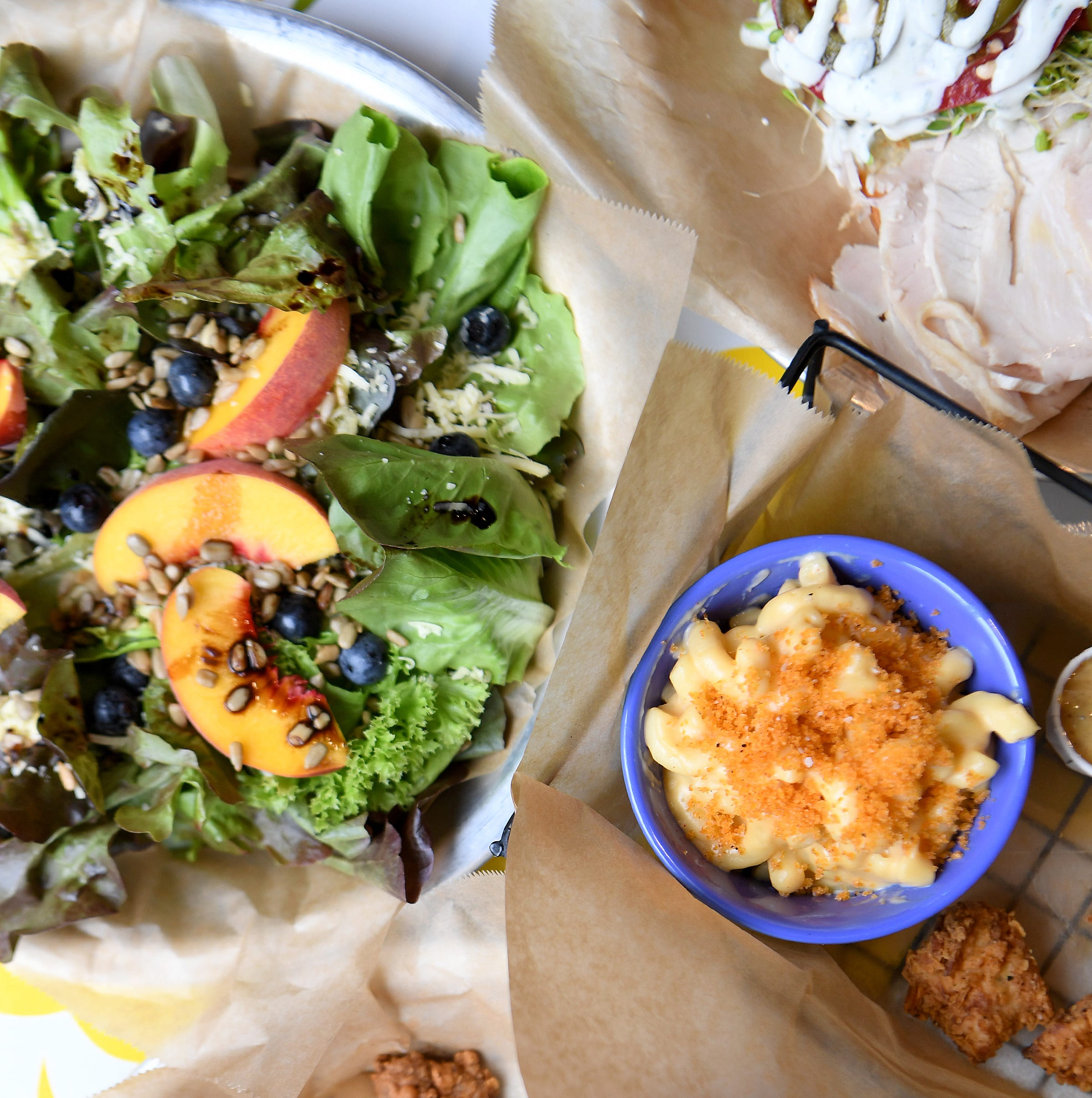 Dining review: Homegrown opens West Asheville location