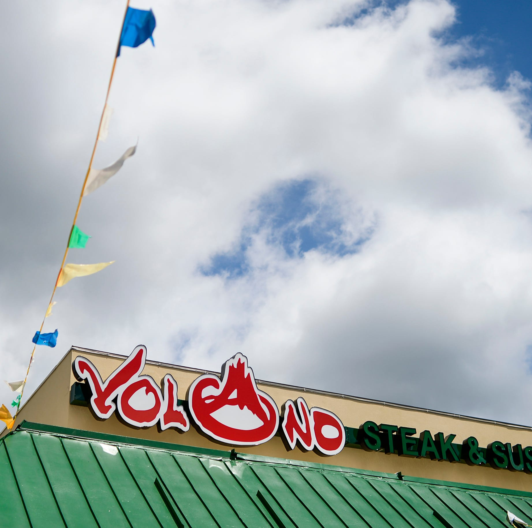 Volcano Steak & Sushi plans to open a  location in Maple Shade in the next year