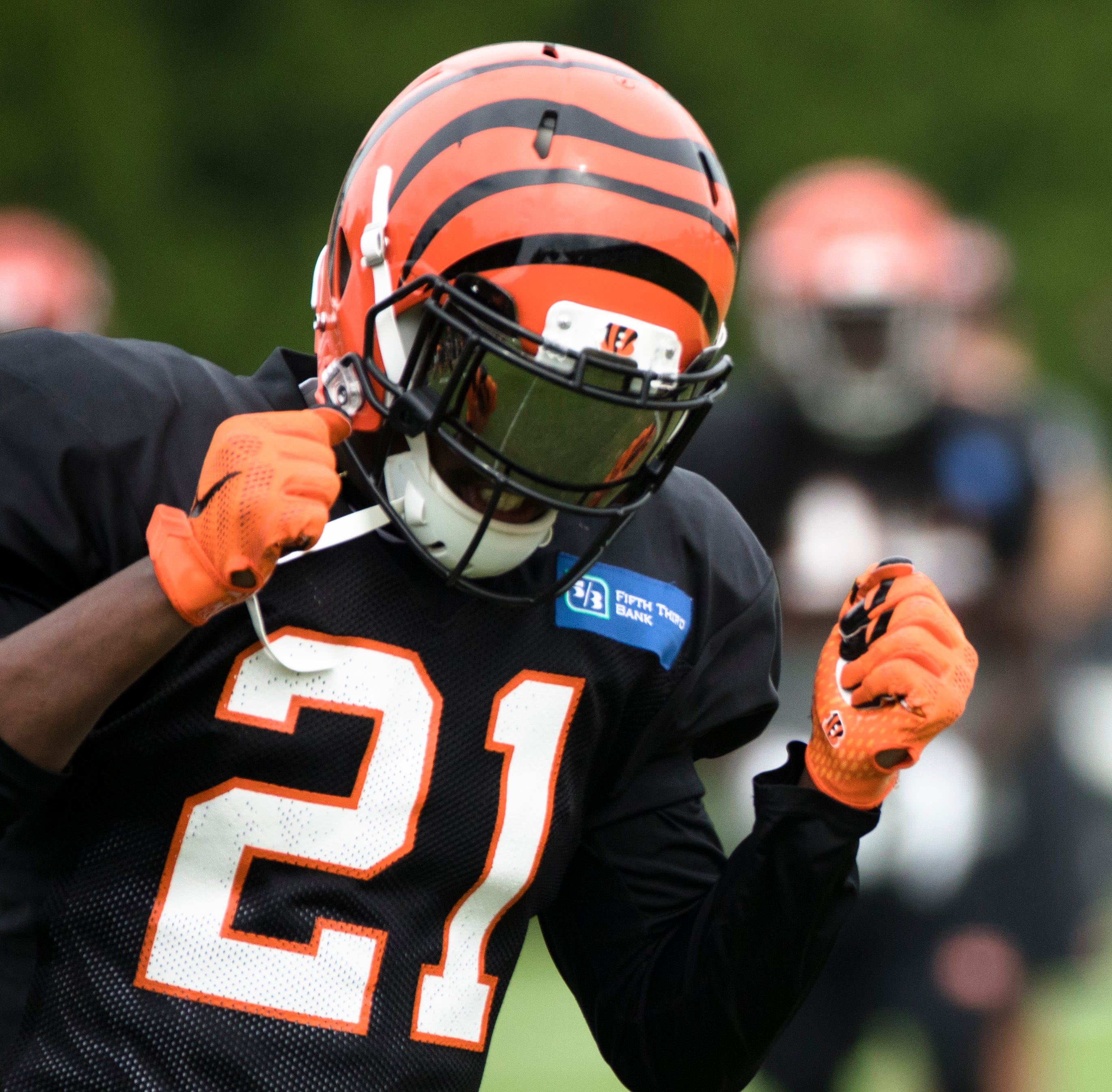Darqueze Dennard hangs in balance as new NFL year begins for Cincinnati Bengals