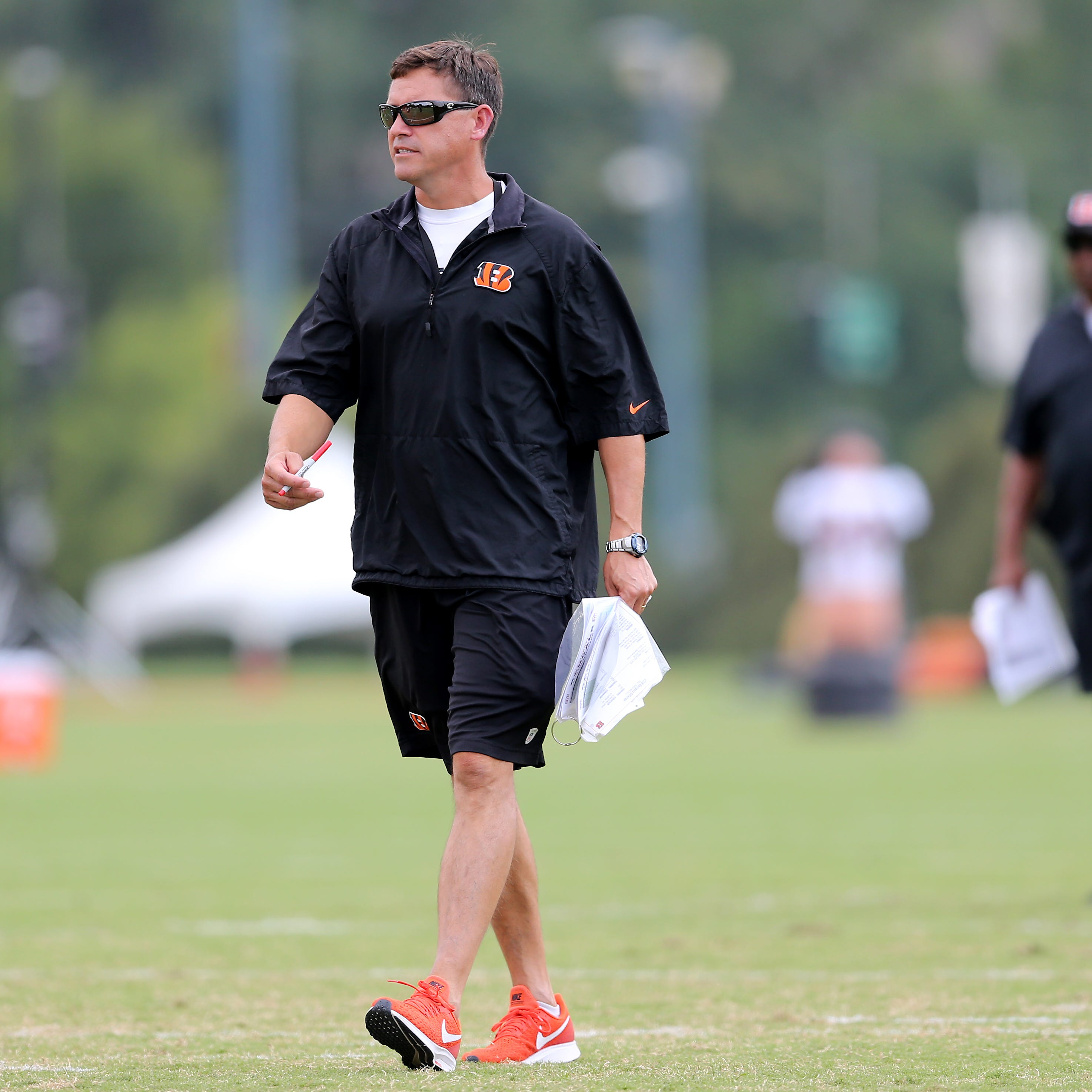 Bill Lazor, Hue Jackson out as Cincinnati Bengals staff turns over