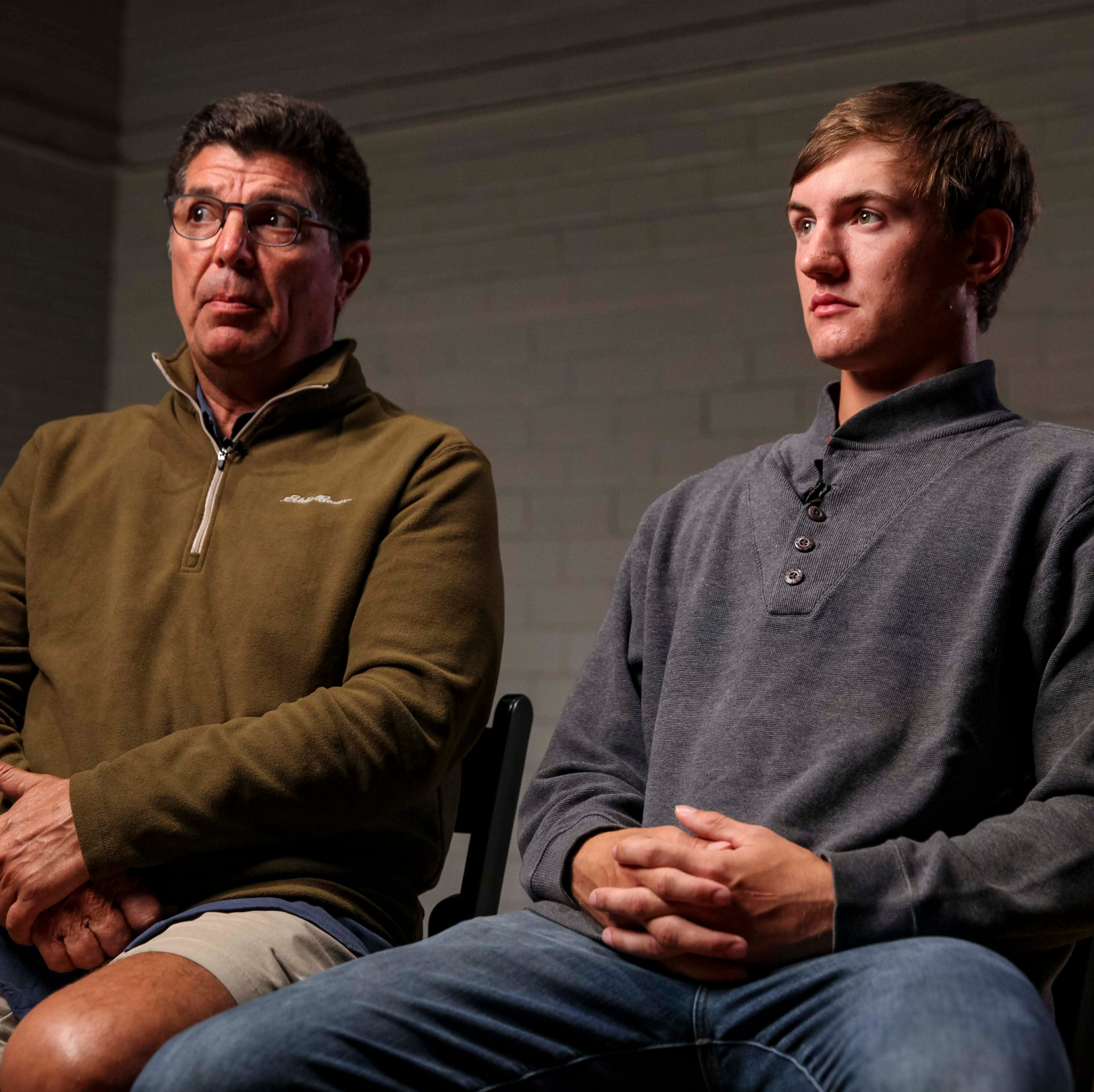 A month after Mollie Tibbetts disappeared, her father thanks an Iowa community for its compassion