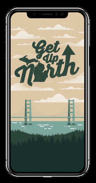 Get Up North, Bad Roads App