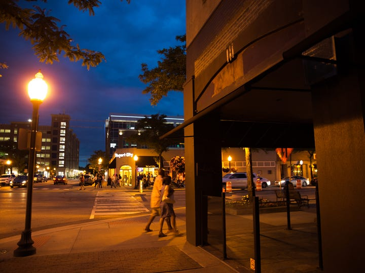 Dining Out Detroit Free Press