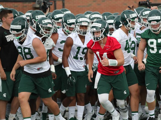 Michigan State football welcomes return of high expectations