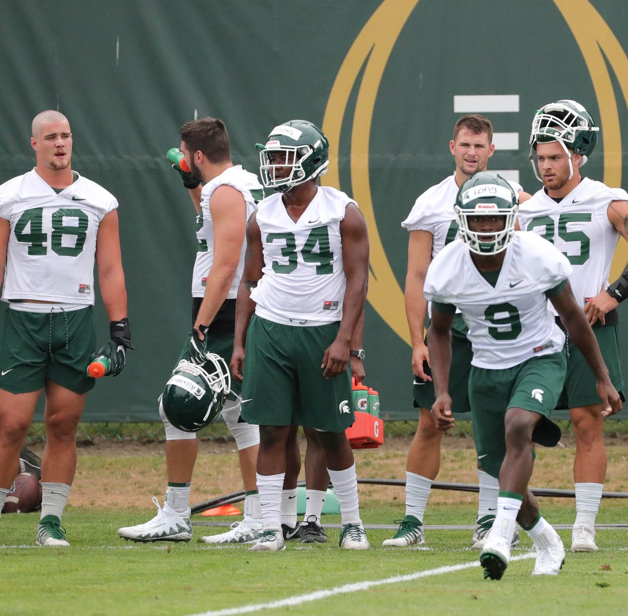 Experienced Michigan State defense focused on becoming nation's best